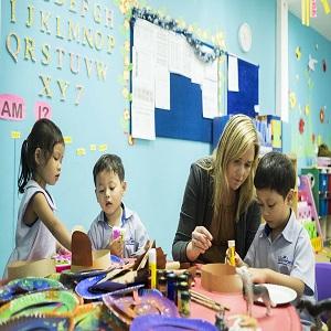 kindergarten is significant